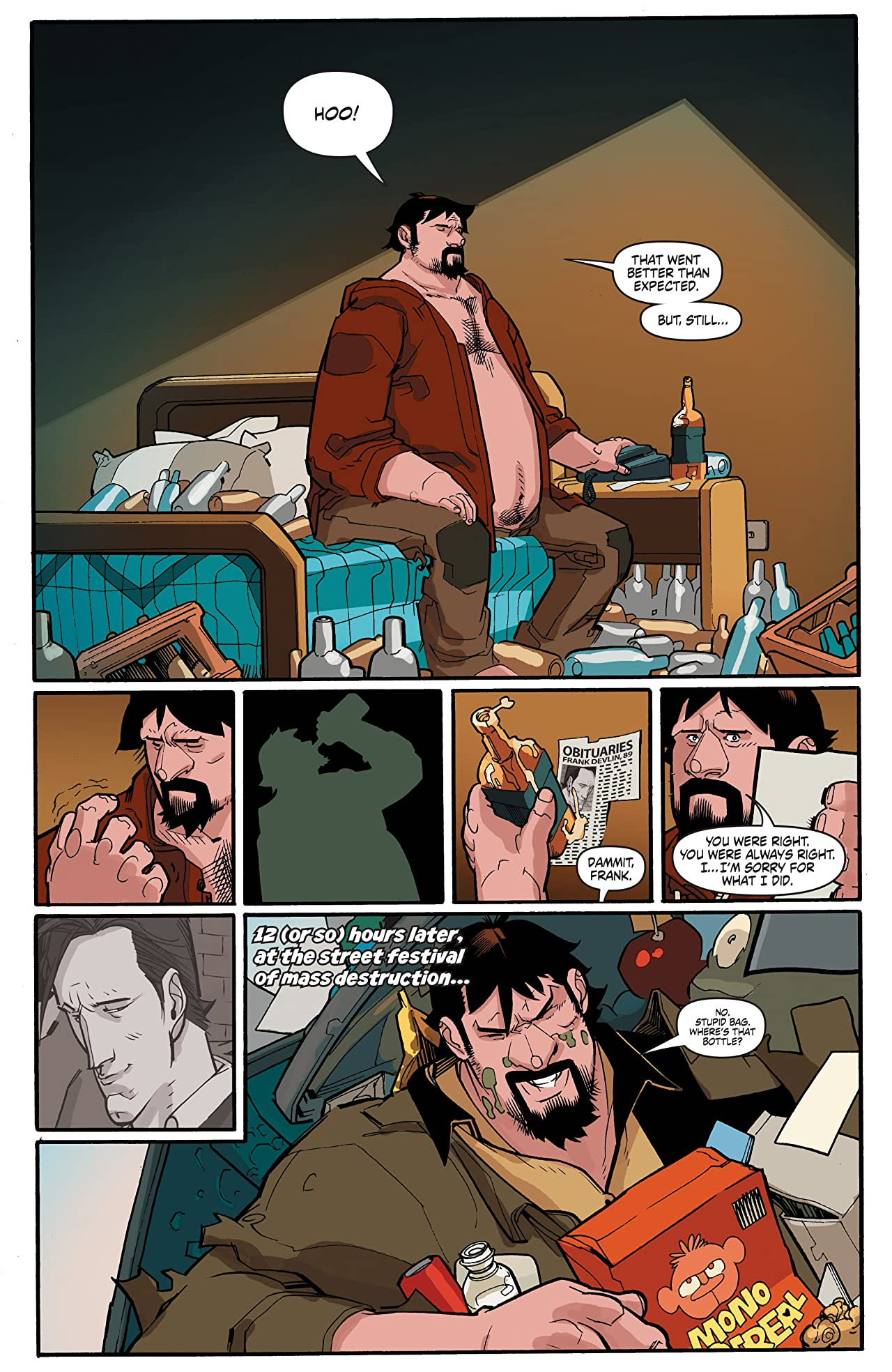 A&A: The Adventures of Archer & Armstrong #4: Digital Exclusives Edition