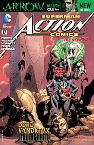 Action Comics (2011-2016) No.17