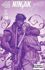 Ninjak (2015- ) #16: Digital Exclusives Edition