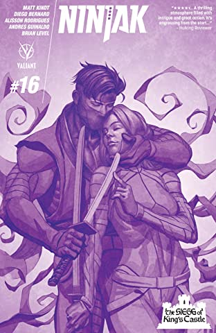 Ninjak (2015- ) No.16: Digital Exclusives Edition