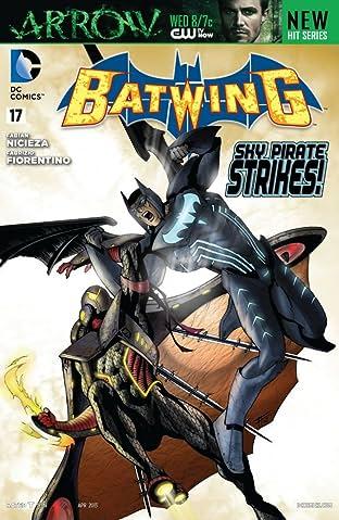 Batwing (2011-2014) No.17