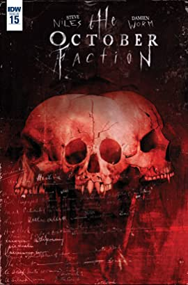 The October Faction #15