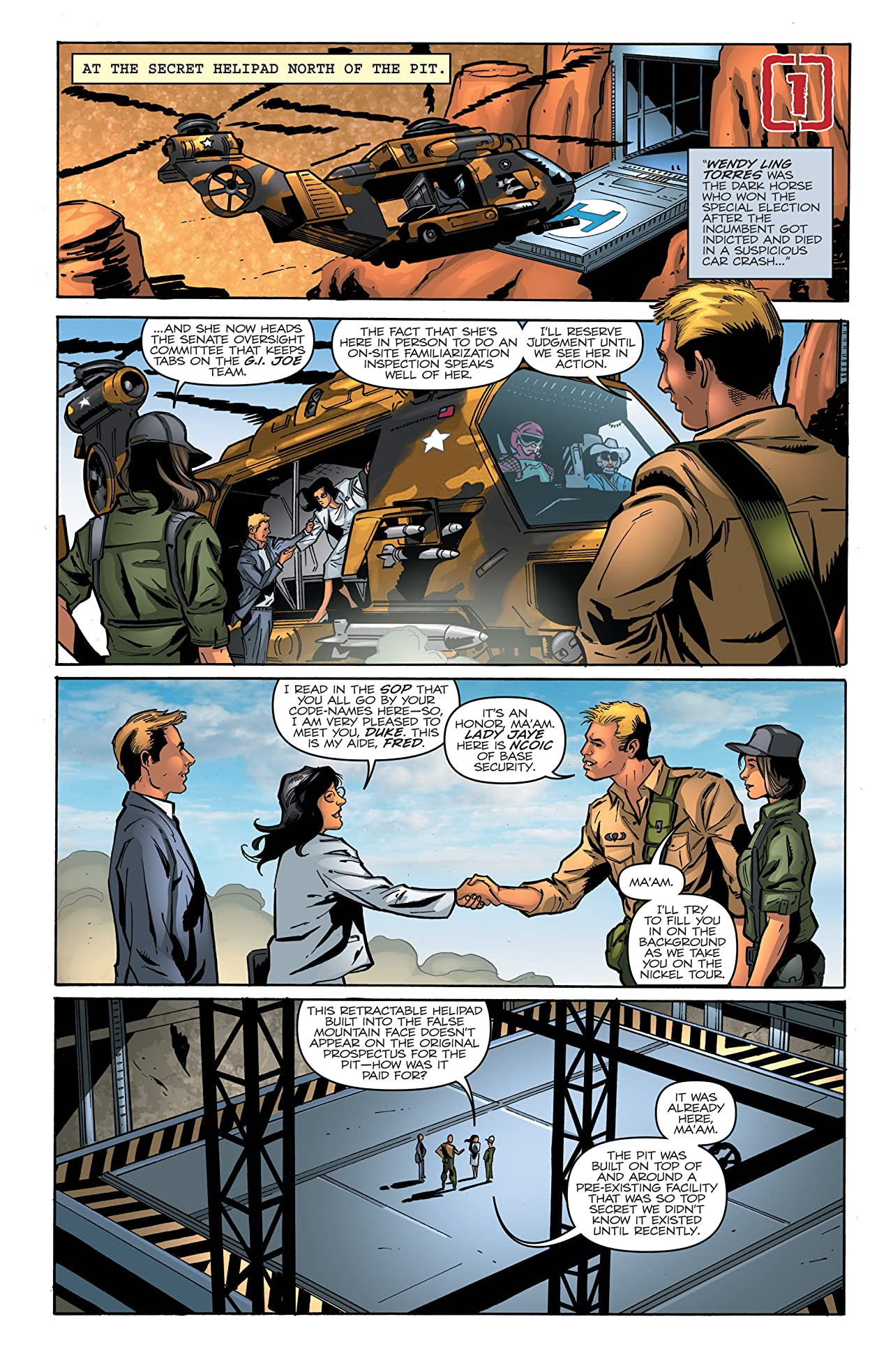G.I. Joe: A Real American Hero Vol. 14