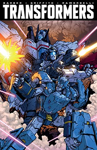 Transformers: Robots In Disguise (2011-2016) Vol. 8