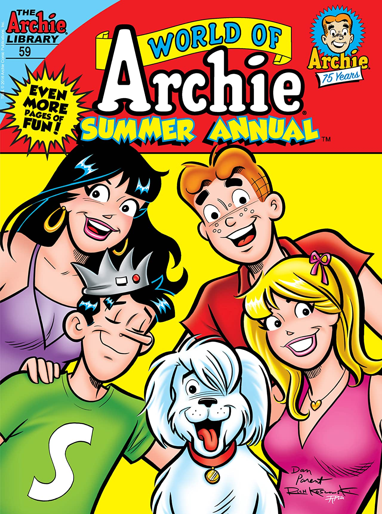 World of Archie Comics Double Digest #59