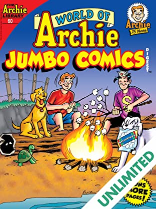 World of Archie Comics Double Digest #60