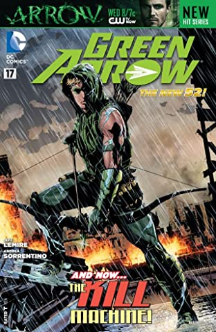 Green Arrow (2011-) #17