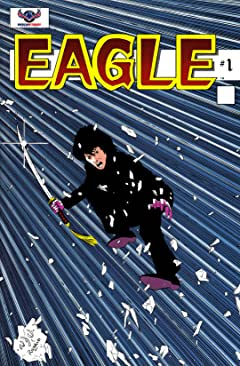 Eagle The Original Adventures #1