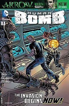 Human Bomb (2012) #3 (of 4)