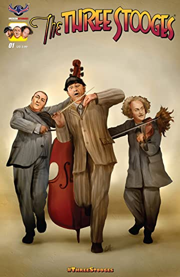The Three Stooges: The Boys Are Back #1