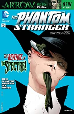 The Phantom Stranger (2012-2014) #5