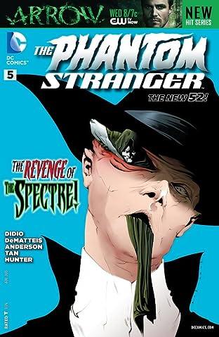 The Phantom Stranger (2012-2014) No.5