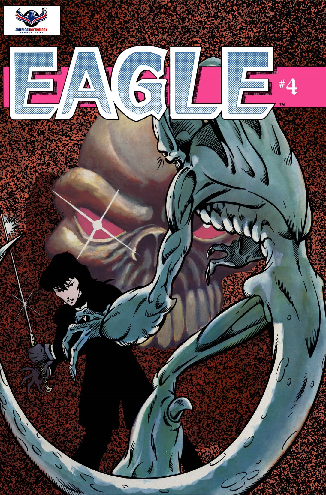 Eagle The Original Adventures #4