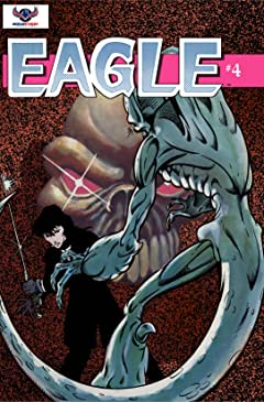 Eagle The Original Adventures #4