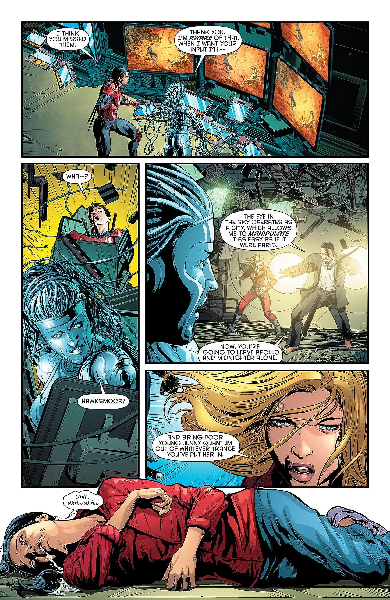 Stormwatch (2011-2014) #17