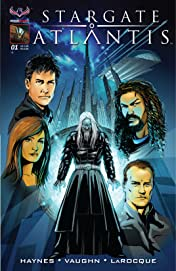 Stargate Atlantis: Back to Pegasus #1