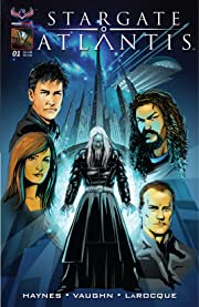 Stargate Atlantis: Back to Pegasus #1