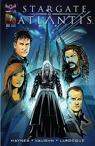 Stargate Atlantis: Back to Pegasus No.1