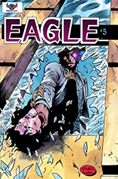 Eagle The Original Adventures #5