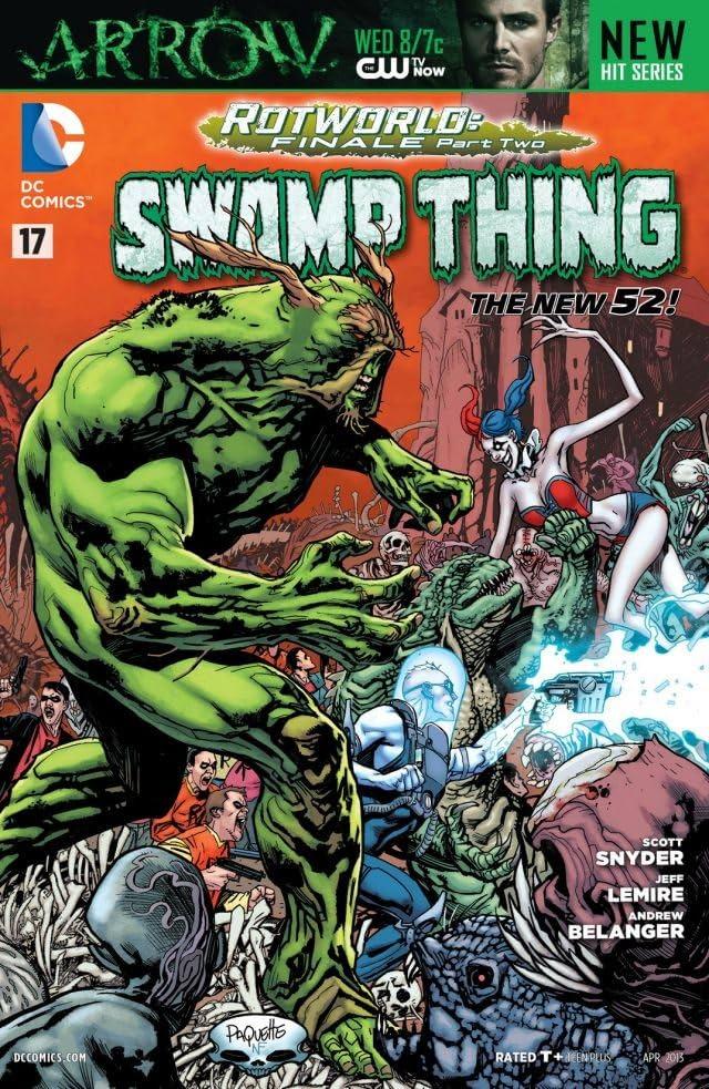 Swamp Thing (2011-2015) #17