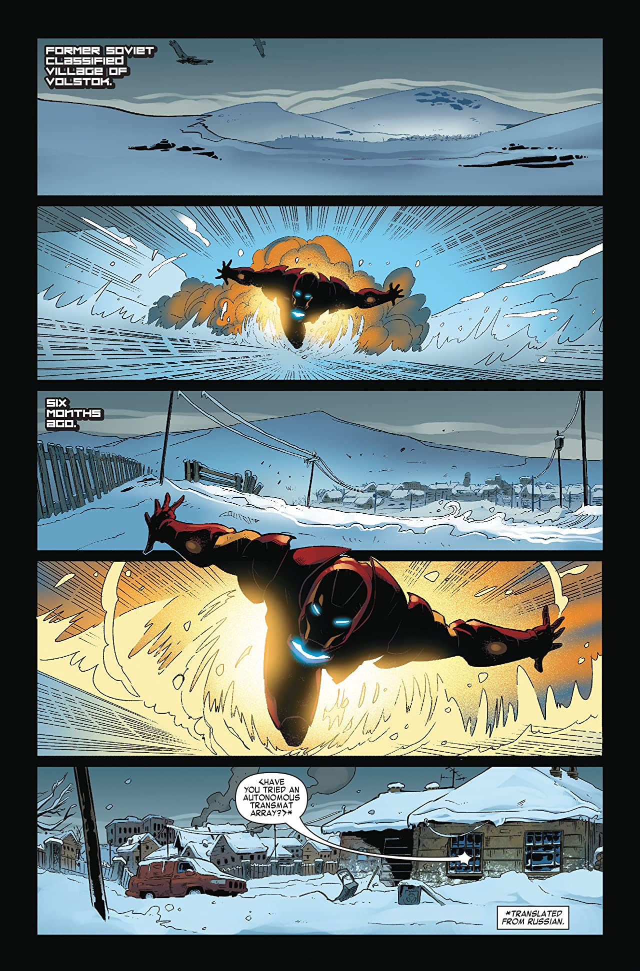 Iron Man vs. Whiplash #1 (of 4)