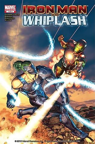 Iron Man vs. Whiplash #1 (of 4)
