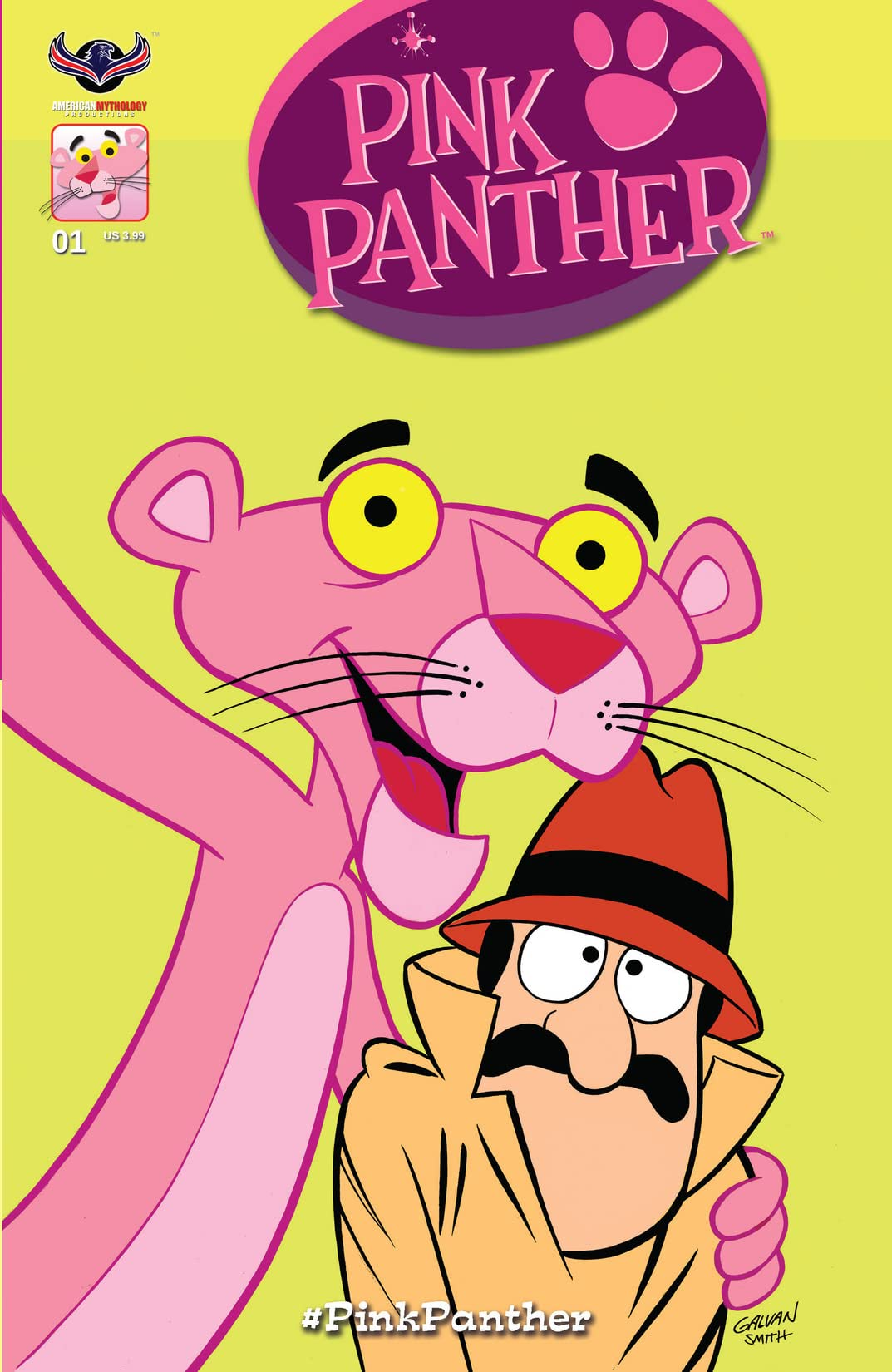 The Pink Panther #1