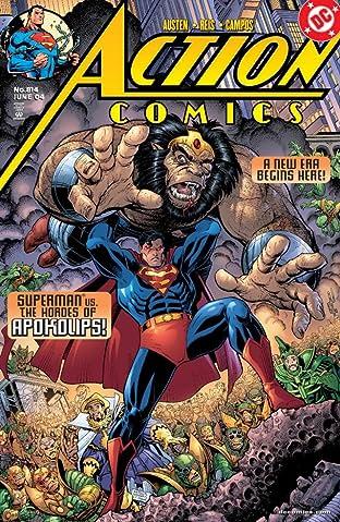 Action Comics (1938-2011) #814