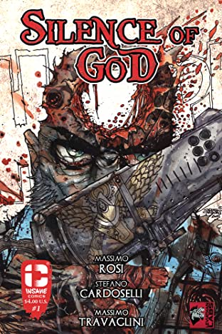 Silence Of God #1