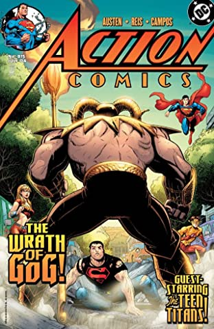 Action Comics (1938-2011) #815