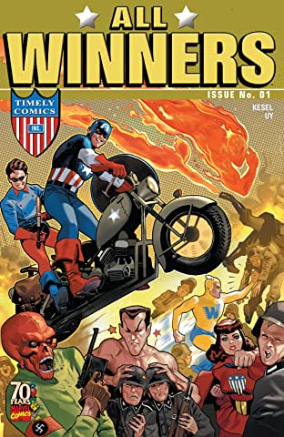 All-Winners Comics: 70th Anniversary Special (2009) #1