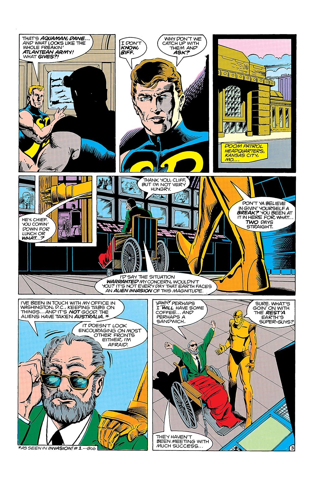 Doom Patrol (1987-1995) #17