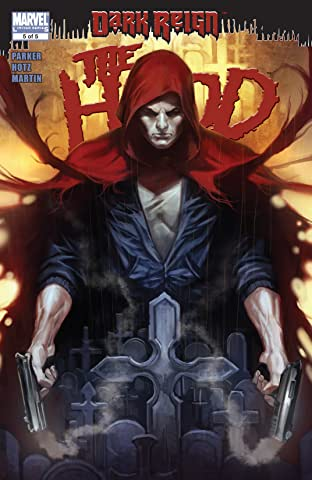Dark Reign: The Hood (2009) #5 (of 5)