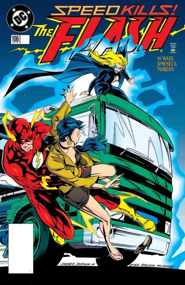 The Flash (1987-2009) #106