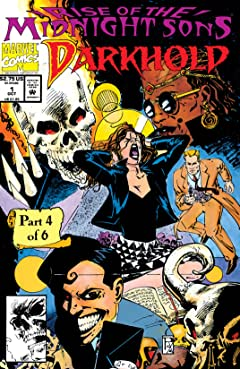 Darkhold: Pages From The Book Of Sins (1992-1994) No.1