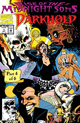 Darkhold: Pages From The Book Of Sins (1992-1994) #1