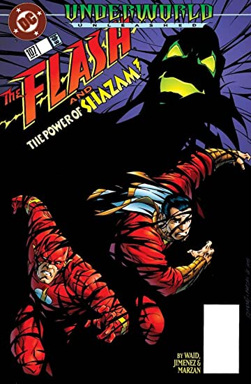 The Flash (1987-2009) #107