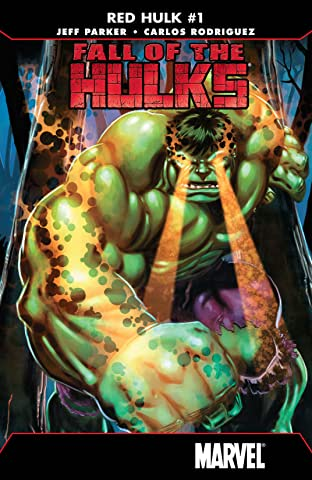 Fall of the Hulks: Red Hulk (2010) #1 (of 4)