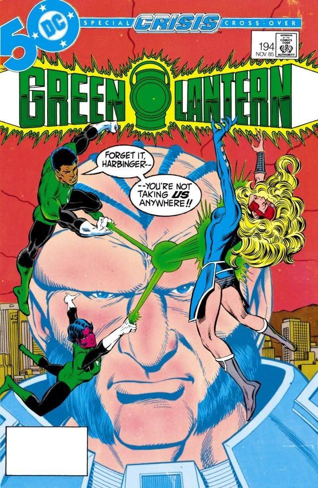 Green Lantern (1976-1986) #194