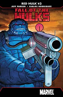 Fall of the Hulks: Red Hulk (2010) No.3 (sur 4)