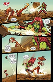 Fall of the Hulks: The Savage She-Hulks (2010) #1 (of 3)