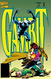 Gambit (1993-1994) #3 (of 4)
