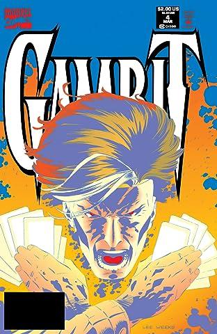 Gambit (1993-1994) No.4 (sur 4)