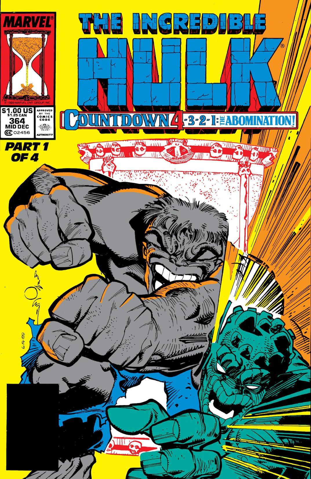 Incredible Hulk (1962-1999) #364