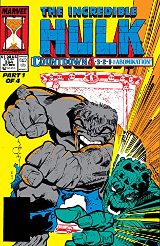 Incredible Hulk (1962-1999) #364