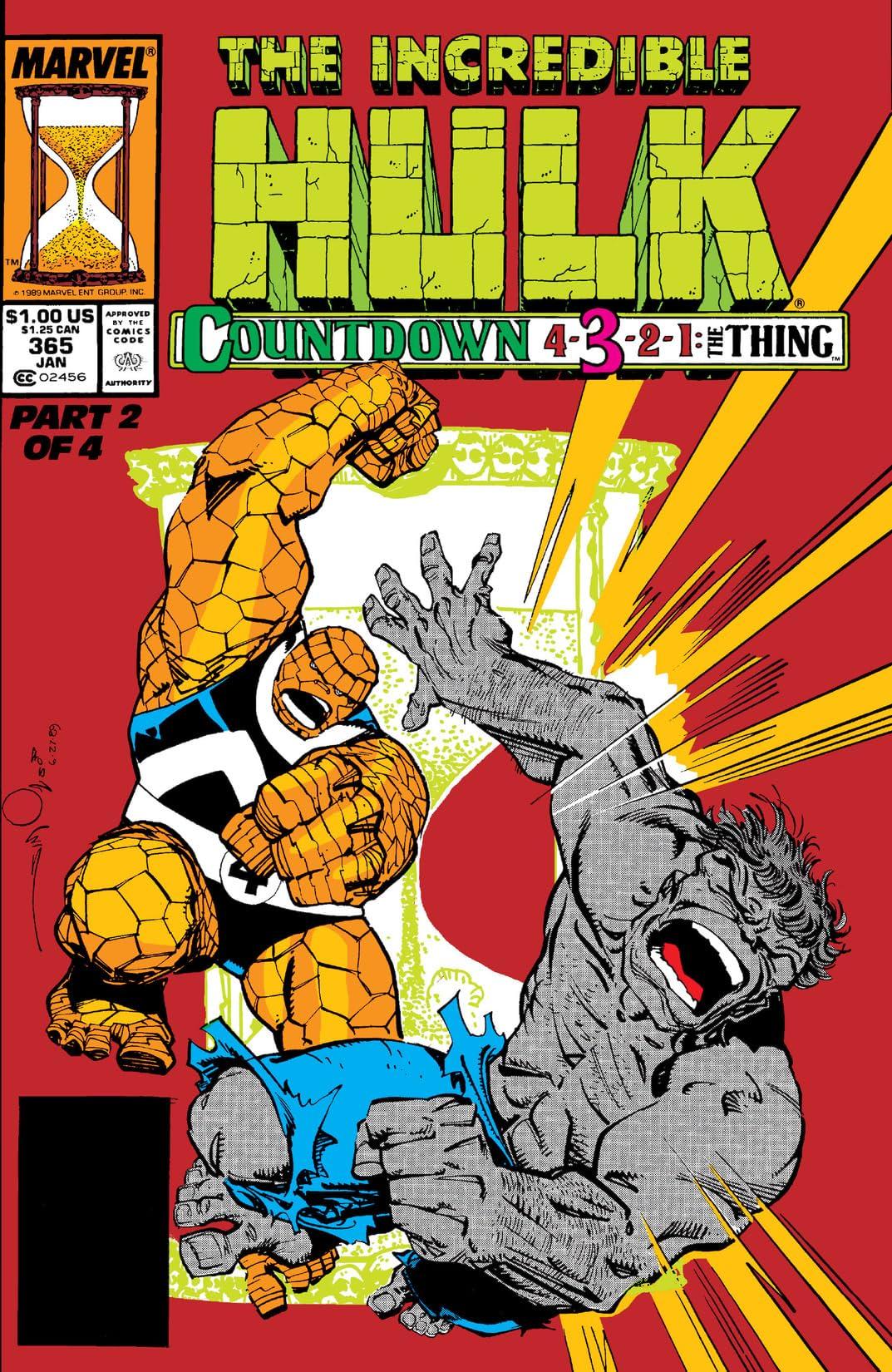 Incredible Hulk (1962-1999) #365