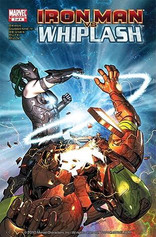 Iron Man vs. Whiplash #3 (of 4)