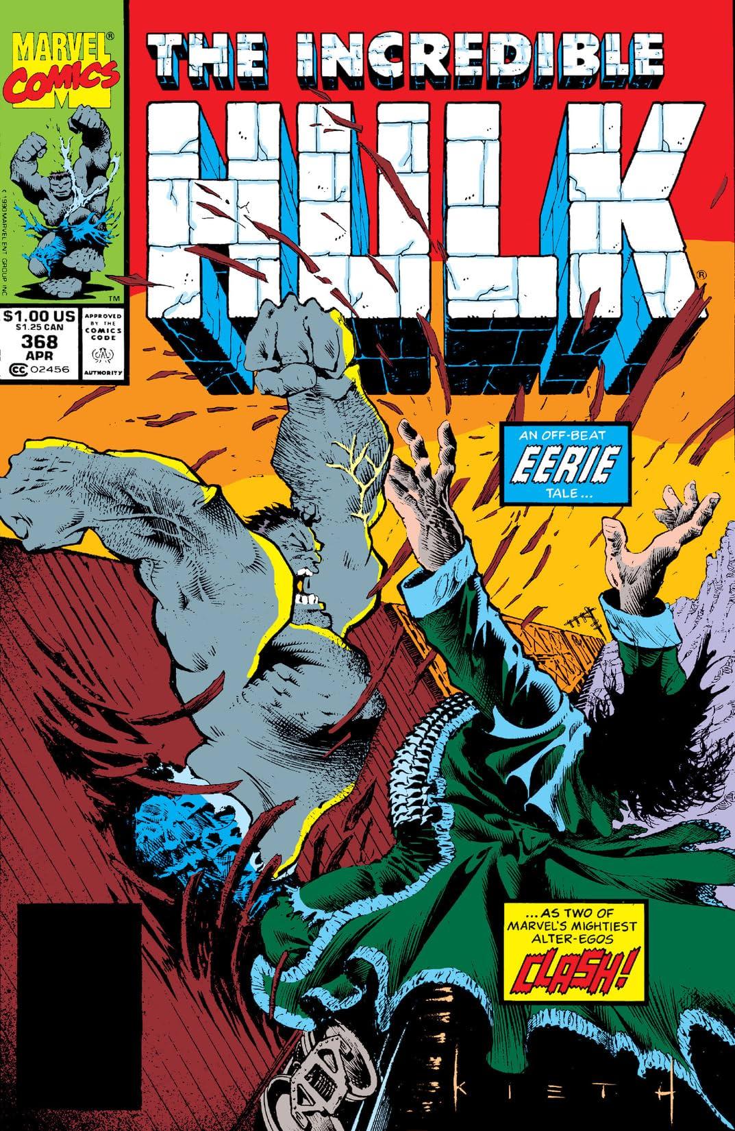 Incredible Hulk (1962-1999) #368