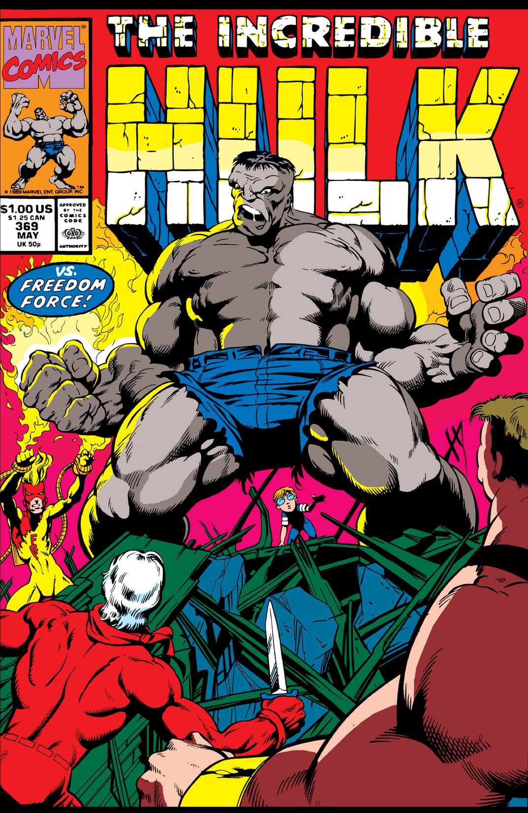 Incredible Hulk (1962-1999) #369
