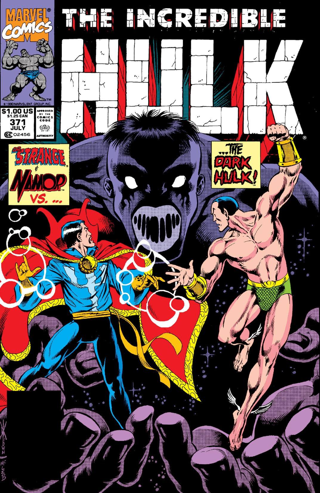 Incredible Hulk (1962-1999) #371
